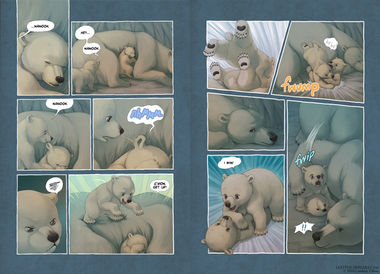The Last of the Polar Bears pgs 4-5
