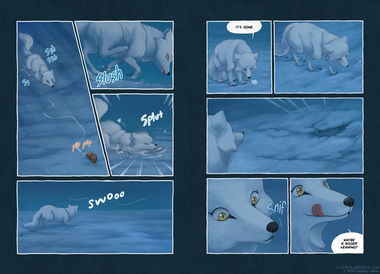 The Last of the Polar Bears pgs 10-11