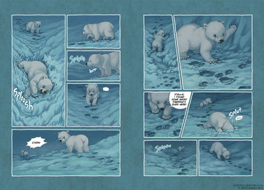 The Last of the Polar Bears pg 30-31