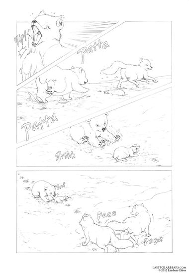 The Last of the Polar Bears pg 35