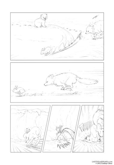 The Last of the Polar Bears pg 37