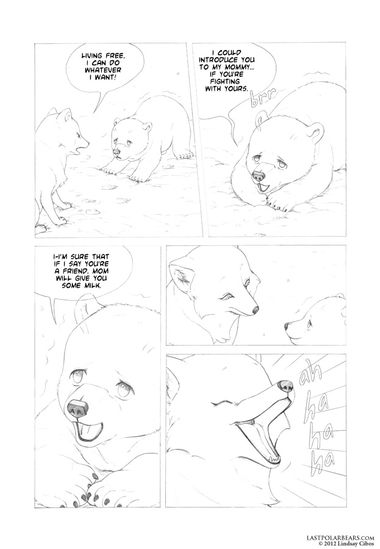 The Last of the Polar Bears pg 40