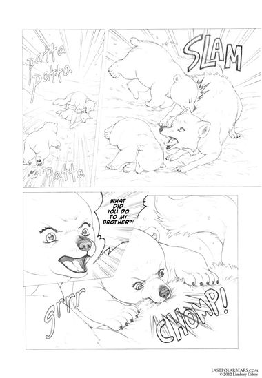 The Last of the Polar Bears pg 45
