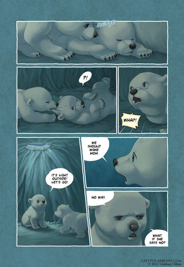 The Last of the Polar Bears pg 20