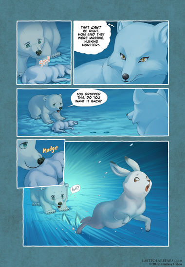 The Last of the Polar Bears pg 29