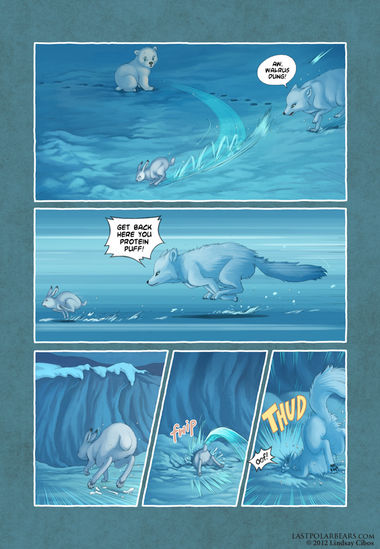 The Last of the Polar Bears pg 30