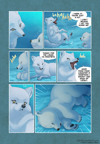 The Last of the Polar Bears pg 33