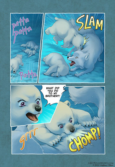 The Last of the Polar Bears pg 36