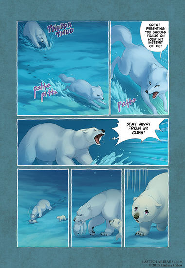The Last of the Polar Bears pg 41