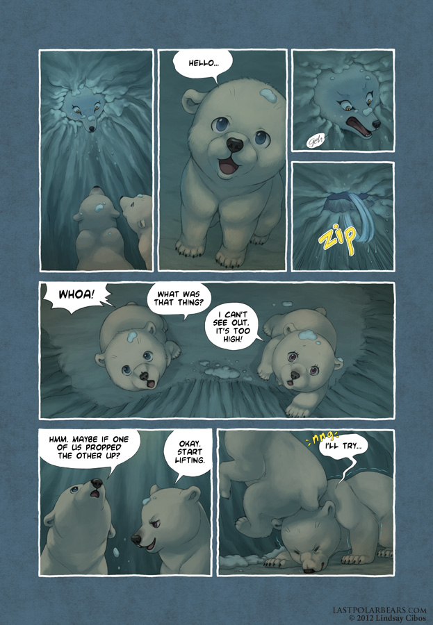 The Last of the Polar Bears pg 12