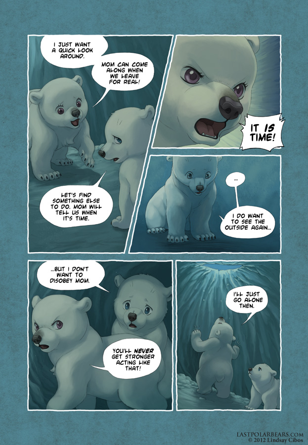 The Last of the Polar Bears pg 21
