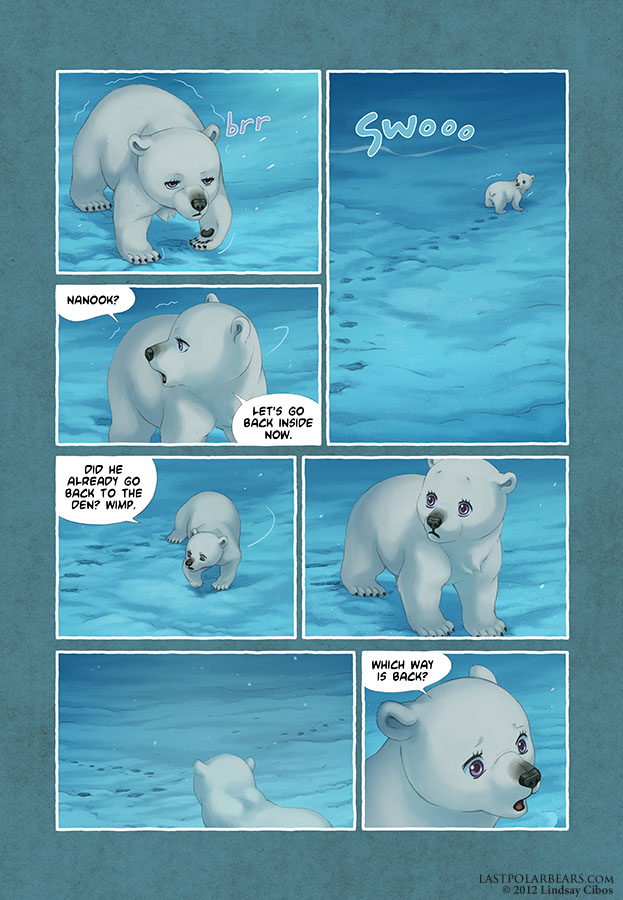 The Last of the Polar Bears pg 34