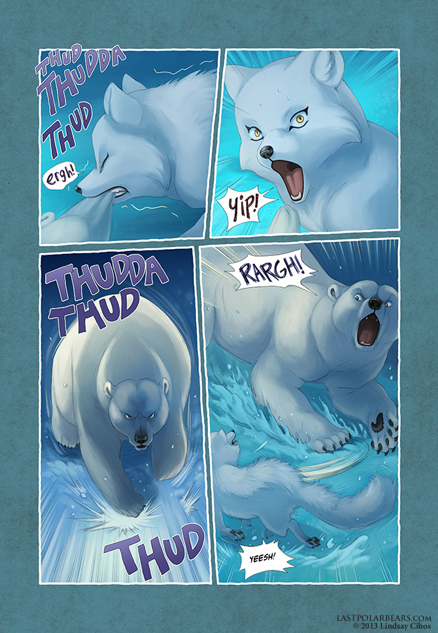 The Last of the Polar Bears pg 39
