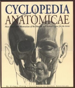 Cyclopedia Anatomicae by Gyorgy Feher and Andras Szunyoghy