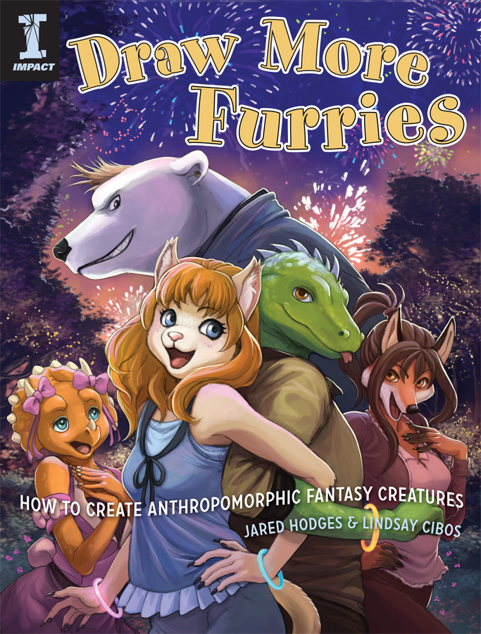 Draw More Furries - How to Create Anthropomorphic Fantasy Creatures