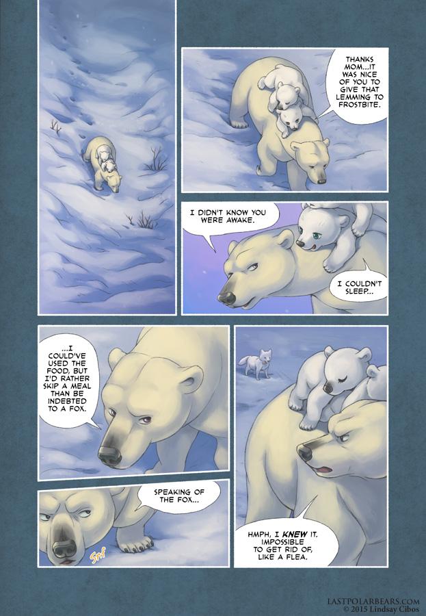 The Last of the Polar Bears pg 57